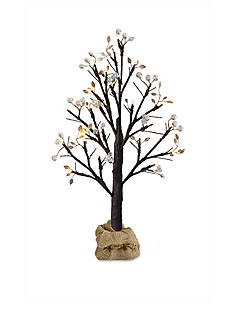Order™ Home Collection 2-ft. LED Tree with Burlap Sack and Twine