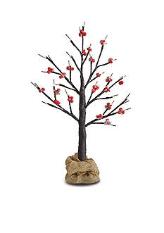 Order™ Home Collection 2-ft. Frozen Cranberry LED Tree