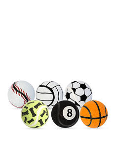 Animal Planet 6-Pack Tennis Ball Set