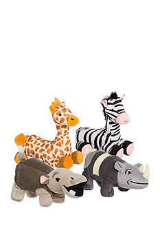 Animal Planet 4-pk. Plush Toy Assortment