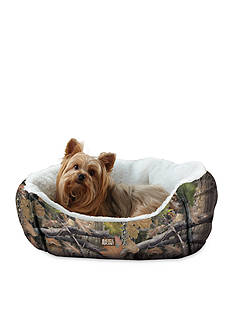 Animal Planet Ultra Suede Small Pet Bed Camo