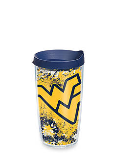Tervis® 16-oz. West Virginia Mountaineers Splatter Tumbler