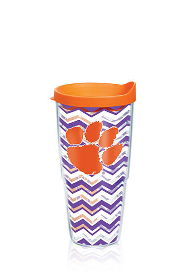 Tervis® Clemson University Chevron Wrap with Lid