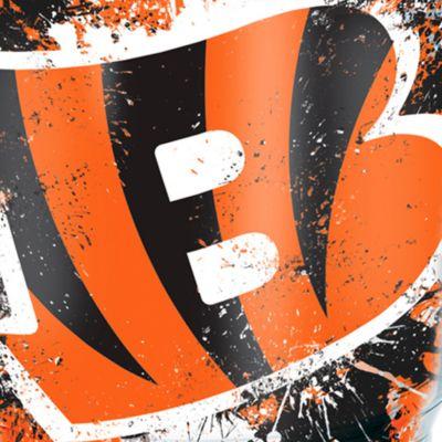 For The Home: Tervis Sports Fan: Cincinnati Bengals Tervis 24-oz. NFL Splatter Tumbler