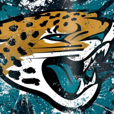 For The Home: Tervis Sports Fan: Jacksonville Jaguars Tervis 24-oz. NFL Splatter Tumbler