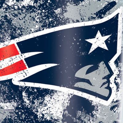 For The Home: Tervis Sports Fan: New England Patriots Tervis 16-oz. NFL Splatter Tumbler