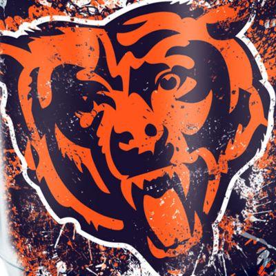 For The Home: Tervis Sports Fan: Chicago    Bears Tervis 24-oz. NFL Splatter Tumbler