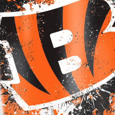For The Home: Tervis Sports Fan: Cincinnati Bengals Tervis 16-oz. NFL Splatter Tumbler