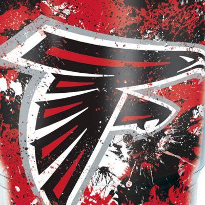 For The Home: Tervis Sports Fan: Atlanta    Falcons Tervis 24-oz. NFL Splatter Tumbler