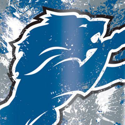 For The Home: Tervis Sports Fan: Detroit    Lions Tervis 16-oz. NFL Splatter Tumbler
