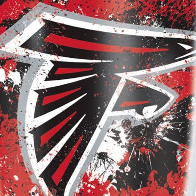 For The Home: Tervis Sports Fan: Atlanta    Falcons Tervis 16-oz. NFL Splatter Tumbler
