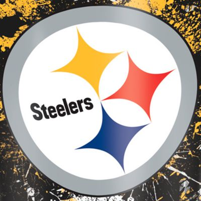 For The Home: Tervis Sports Fan: Pittsburgh Steelers Tervis 16-oz. NFL Splatter Tumbler