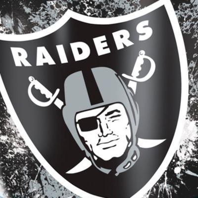 For The Home: Tervis Sports Fan: Oakland    Raiders Tervis 24-oz. NFL Splatter Tumbler