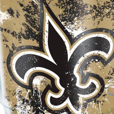 For The Home: Tervis Sports Fan: New Orleans Saints Tervis 24-oz. NFL Splatter Tumbler