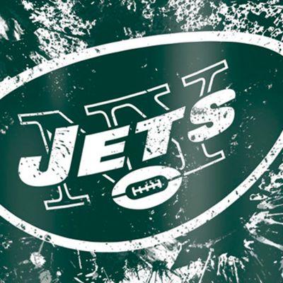 For The Home: Tervis Sports Fan: New York   Jets Tervis 16-oz. NFL Splatter Tumbler