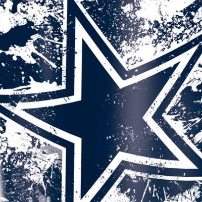 For The Home: Tervis Sports Fan: Dallas    Cowboys Tervis 16-oz. NFL Splatter Tumbler