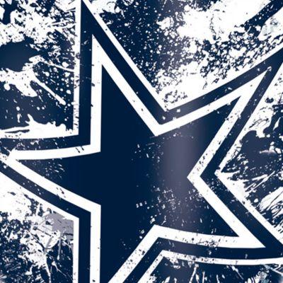 For The Home: Tervis Sports Fan: Dallas     Cowboys Tervis 24-oz. NFL Splatter Tumbler