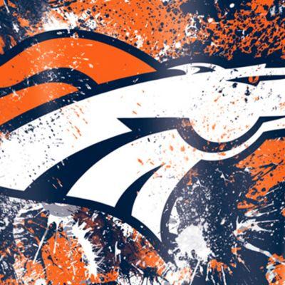 For The Home: Tervis Sports Fan: Denver     Broncos Tervis 16-oz. NFL Splatter Tumbler