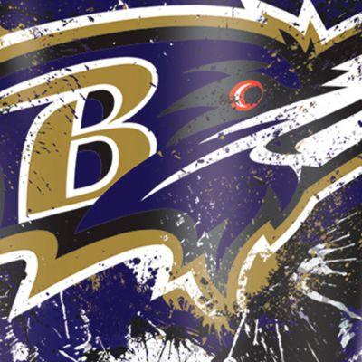 For The Home: Tervis Sports Fan: Baltimore  Ravens Tervis 16-oz. NFL Splatter Tumbler