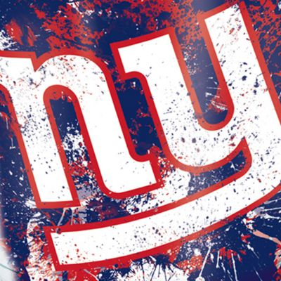 Tumbler: New York   Giants Tervis 24-oz. NFL Splatter Tumbler