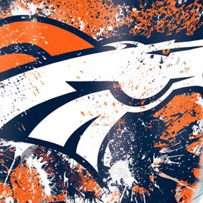 For The Home: Tervis Sports Fan: Denver     Broncos Tervis 24-oz. NFL Splatter Tumbler