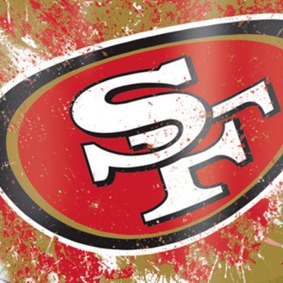 For The Home: Tervis Sports Fan: San Francisco 49Ers Tervis 24-oz. NFL Splatter Tumbler