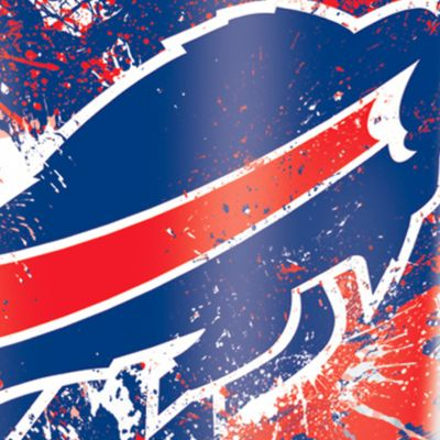 Tumbler: Buffalo    Bills Tervis 16-oz. NFL Splatter Tumbler