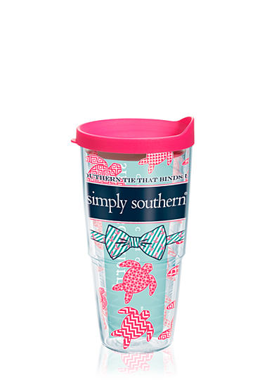 Tervis® Simply Southern® 24-oz. Turtle with Bowtie Wrap with Lid