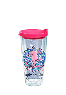 Tervis Simply Southern® 24-oz. Seahorse Wrap with Lid