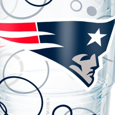 Tumbler: New England Patriots Tervis 24-oz. NFL Bubble Up Tumbler