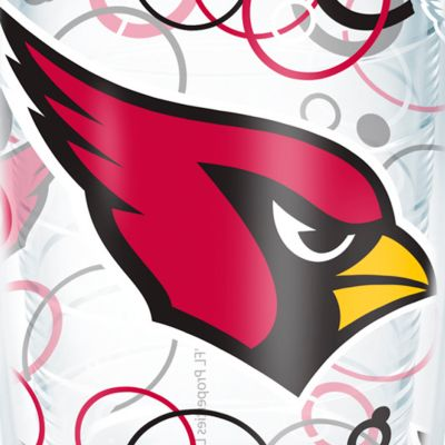 Tumbler: Arizona    Cardinals Tervis 16-oz. NFL Bubble Up Tumbler