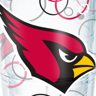 Tumbler: Arizona    Cardinals Tervis 24-oz. NFL Bubble Up Tumbler