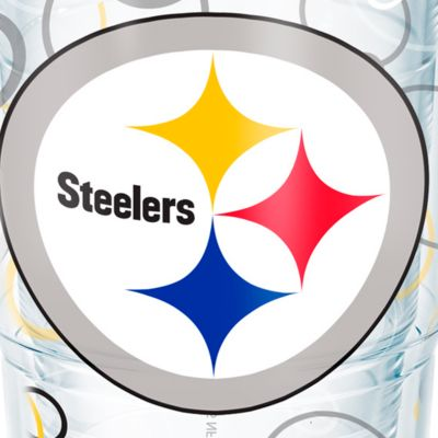 Tumbler: Pittsburgh Steelers Tervis 24-oz. NFL Bubble Up Tumbler