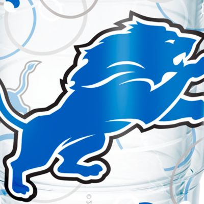 Tumbler: Detroit    Lions Tervis 24-oz. NFL Bubble Up Tumbler