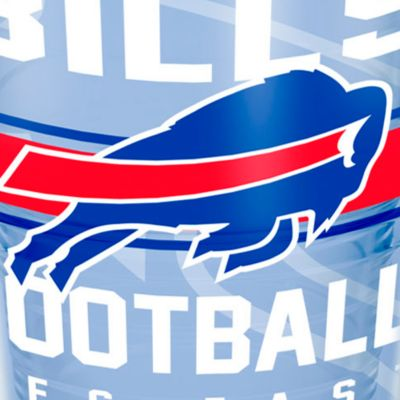 For The Home: Tervis Sports Fan: Buffalo    Bills Tervis 24-oz. NFL Gridiron Tumbler