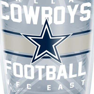 For The Home: Tervis Sports Fan: Dallas     Cowboys Tervis 16-oz. NFL Gridiron Tumbler