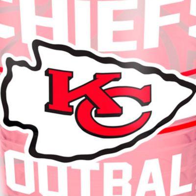For The Home: Tervis Sports Fan: Kansas City Chiefs Tervis 24-oz. NFL Gridiron Tumbler