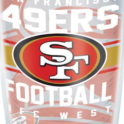 For The Home: Tervis Sports Fan: San   Francisco 49Ers Tervis 16-oz. NFL Gridiron Tumbler