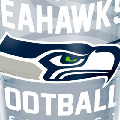 For The Home: Tervis Sports Fan: Seattle    Seahawks Tervis 24-oz. NFL Gridiron Tumbler