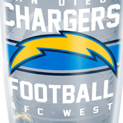 Bed & Bath: Drinkware Sale: San Diego  Chargers Tervis 16-oz. NFL Gridiron Tumbler