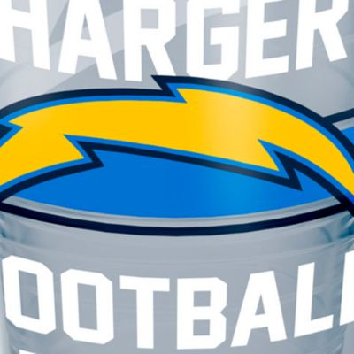 Bed & Bath: Drinkware Sale: San Diego  Chargers Tervis 24-oz. NFL Gridiron Tumbler