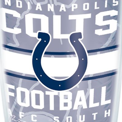 For The Home: Tervis Sports Fan: Indianapolis Colts Tervis 16-oz. NFL Gridiron Tumbler