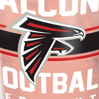 For The Home: Tervis Sports Fan: Atlanta    Falcons Tervis 24-oz. NFL Gridiron Tumbler