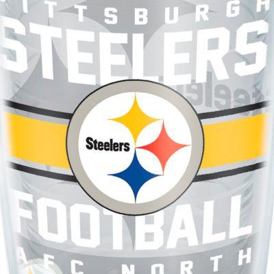 Tumbler: Pittsburgh  Steelers Tervis 16-oz. NFL Gridiron Tumbler