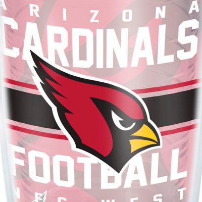 For The Home: Tervis Sports Fan: Arizona    Cardinals Tervis 16-oz. NFL Gridiron Tumbler