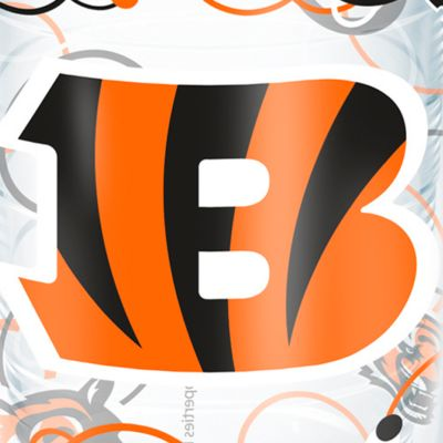Tumbler: Cincinnati Bengals Tervis 16-oz. NFL Bubble Up Tumbler