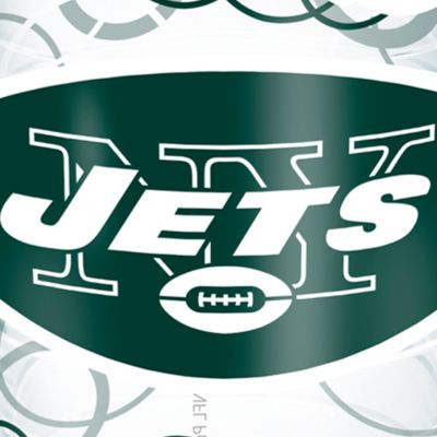 Tumbler: New York   Jets Tervis 16-oz. NFL Bubble Up Tumbler