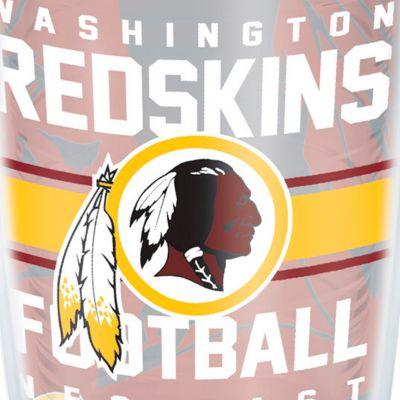 For The Home: Tervis Sports Fan: Washington Redskins Tervis 16-oz. NFL Gridiron Tumbler
