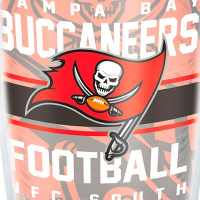 For The Home: Tervis Sports Fan: Tampa Bay  Bucs Tervis 16-oz. NFL Gridiron Tumbler