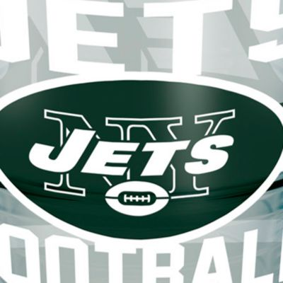 For The Home: Tervis Sports Fan: New York   Jets Tervis 24-oz. NFL Gridiron Tumbler